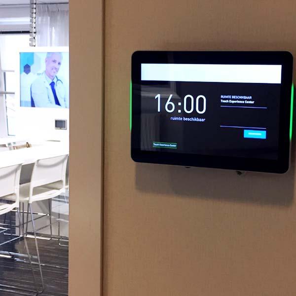 Digitale Türschilder by Konferenztraum